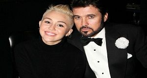 Miley and Billy Ray Cyrus - Achy Breaky Wrecking Ball