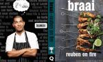 "Win Reuben Riffel's Cookbook ""Braai: Reuben on Fire"" 