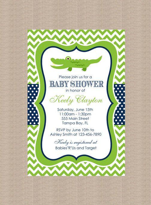 Best 25 Alligator Baby Showers Ideas On Pinterest Alligator