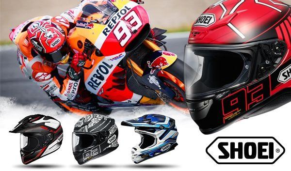 ¡Ya están disponibles los Cascos Shoei, con increíbles precios que no podrás dejar ir!  #Cascos #SHOEI #Seguridad #Moto