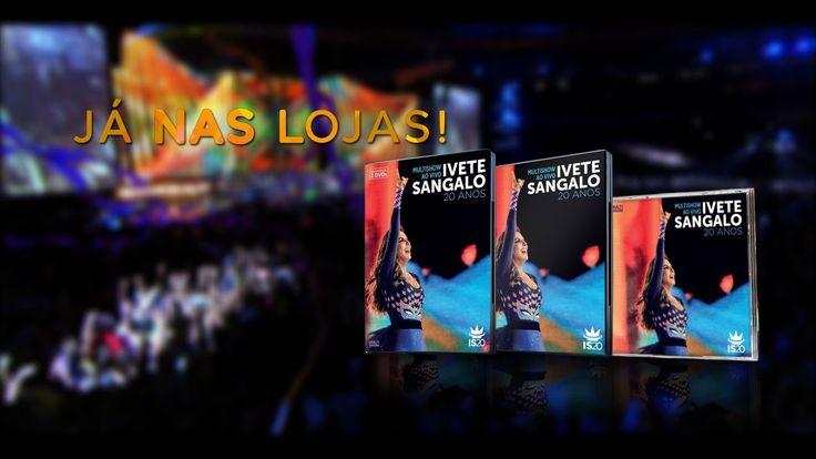 "Ivete Sangalo - Trailer ""Multishow Ao Vivo Ivete Sangalo 20 Anos"""