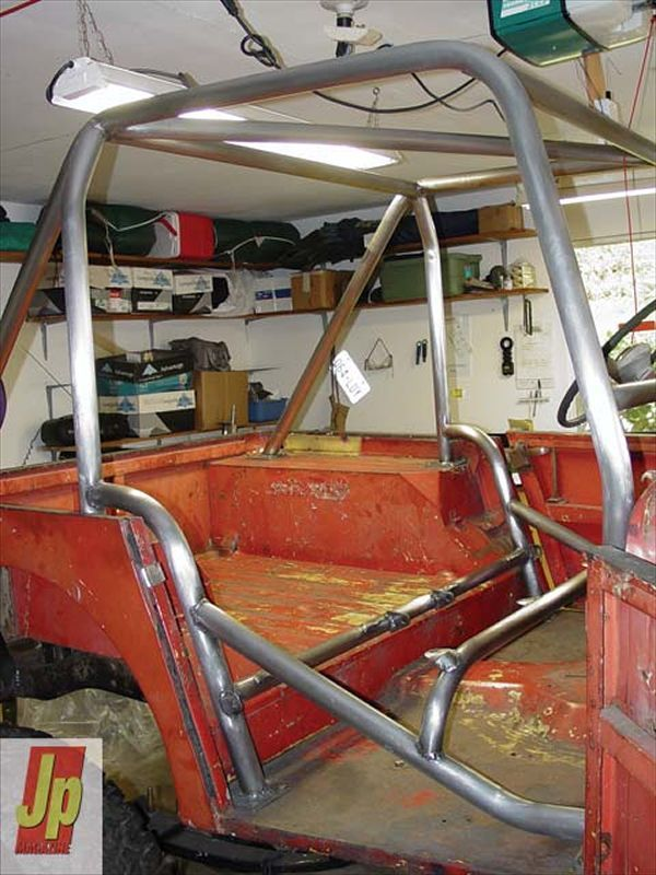 1953 Jeep Cj3a Roll Cage Photo 9090706 Its A Jeep Thing