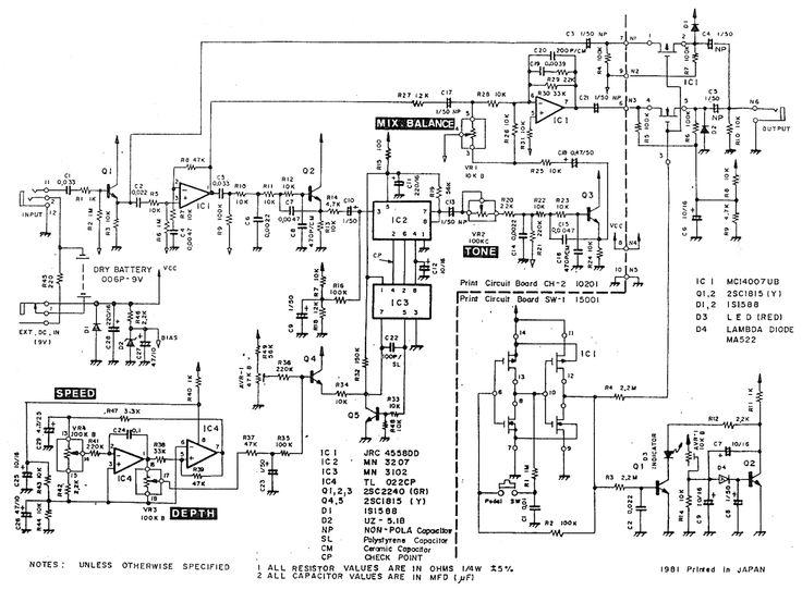 pin by alba idol on guitar schematics