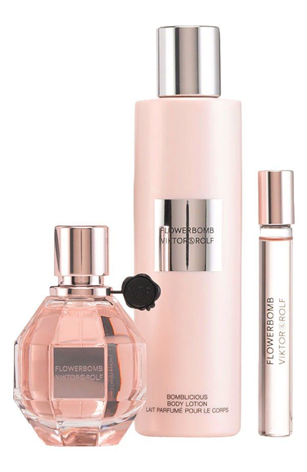 Flowerbomb is a floral explosion.