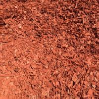 Terracotta Chips $75 per cubic metre #Wooden #Chips