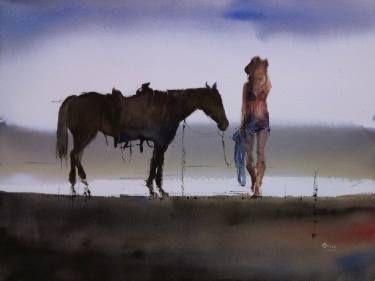"Saatchi Art Artist OSCAR ALVAREZ; Painting, ""CG-3"" #art"