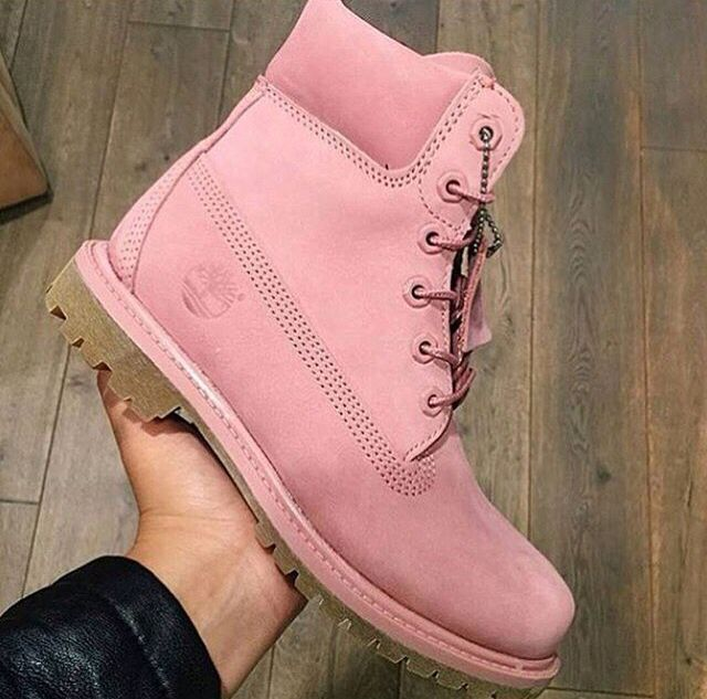 50ed68901746c pink timberlands ♡ I REPEAT PINK FUCKIN TIMBERLANDS THIS IS NOT A DRILL |  Shoes | Pink timberland boots, Shoes, Boots