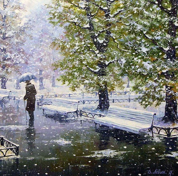 Картинки для, анимация картинки первый снег