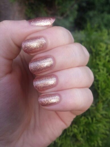 Różowe złoto- semilac (094)