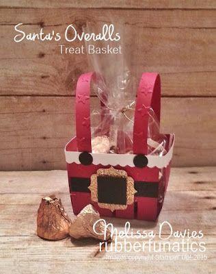 12 Days of Christmas Inspiration - DAY 10 - by Melissa Davies @rubberfunatics #rubberfunatics #stampinup
