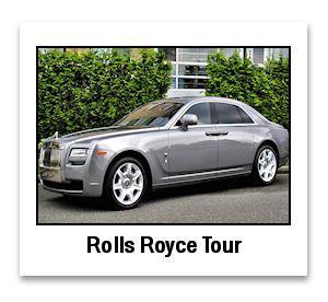 Prince Edward County Rolls Royce Tour