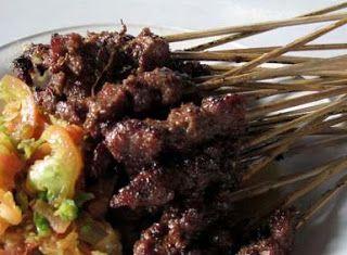 Resep cara membuat sate maranggi sapi http://resepjuna.blogspot.com/2014/11/resep-cara-membuat-sate-maranggi-cianjur.html asli masakan indonesia