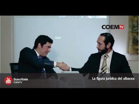 La figura jurídica del albacea - YouTube