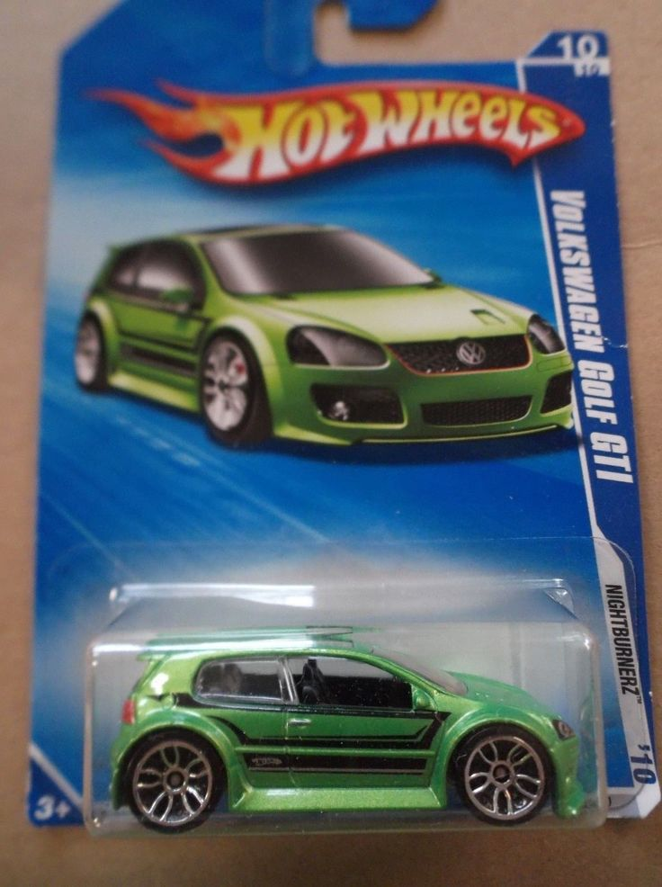 nice Awesome Hot Wheels 2010 Nightburnerz - Volkswagen Golf GTI 2018 Check more at http://mycarboard.com/awesome-hot-wheels-2010-nightburnerz-volkswagen-golf-gti-2018/