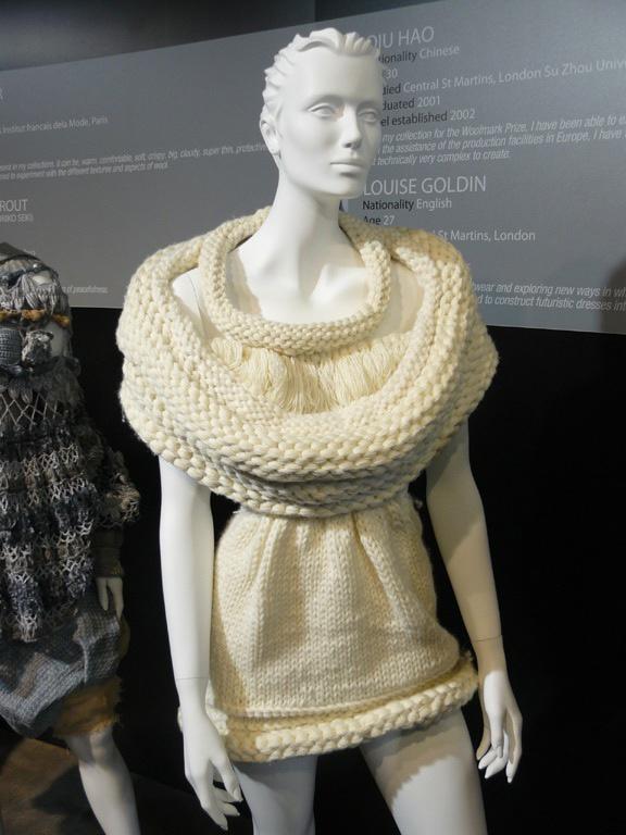 aplicaciones de tejido de punto a palillo y a crochet