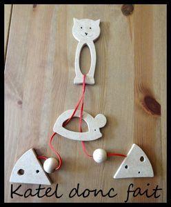 casse tete chat souris