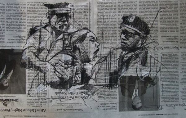 Occupy Wall Street (Bologna's enthusiasm), 12th October 2011 - Guy Denning