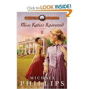 Miss Katie's Rosewood (Carolina Cousins #4)