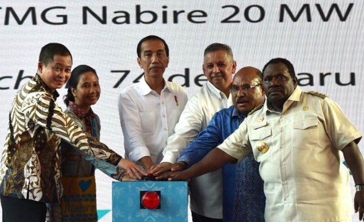 Meski Mahal, Demi Keadilan Presiden Jokowi Prioritaskan Listrik di Papua