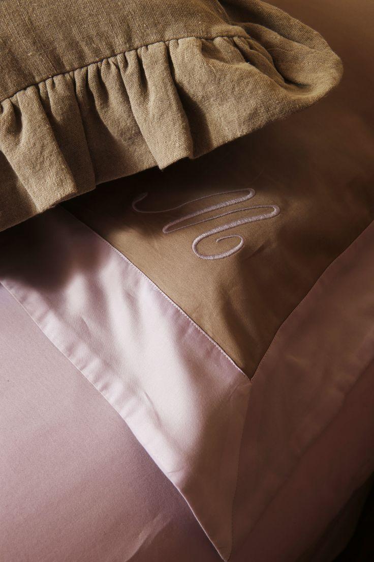 RubyRosa #bedroom #pillow detail