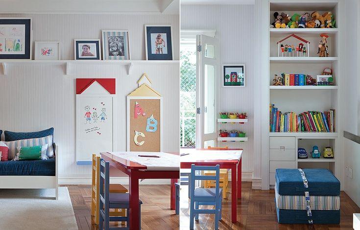 Quarto de criança organizado - Casa e Jardim   Galeria de fotos