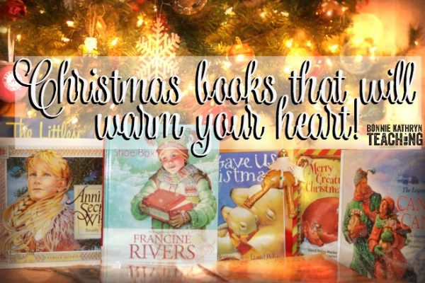 Searching for Christmas Books for the Christian classroom or home? This post has a top ten list of Christian Christmas books that will warm your heart.