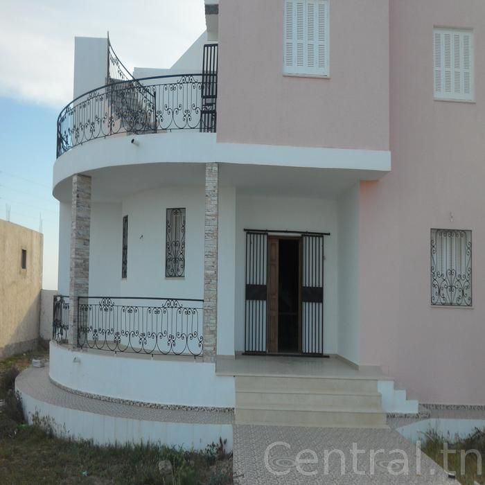 Plan Maison Style Americain Tunisie House