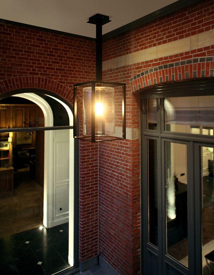 Lantaarn voor onder afdak| Royal Botania  www.lightsandliving.nl