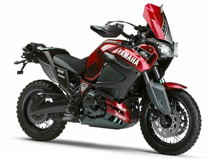 Yamaha XT1200Z Super Tenere World Crosser