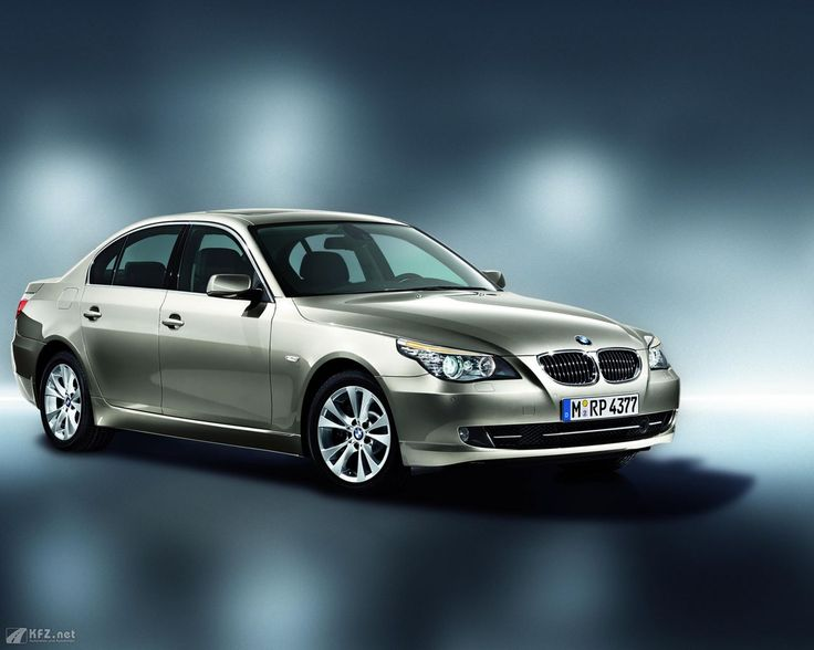 BMW 5er Limousine Foto