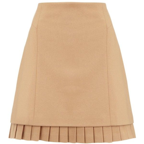 No stylish wardrobe is complete without a beautifully tailored skirt. This versatile fitted skirt from Jigsaw is crafted in a fine wool-blend fabric and featur…