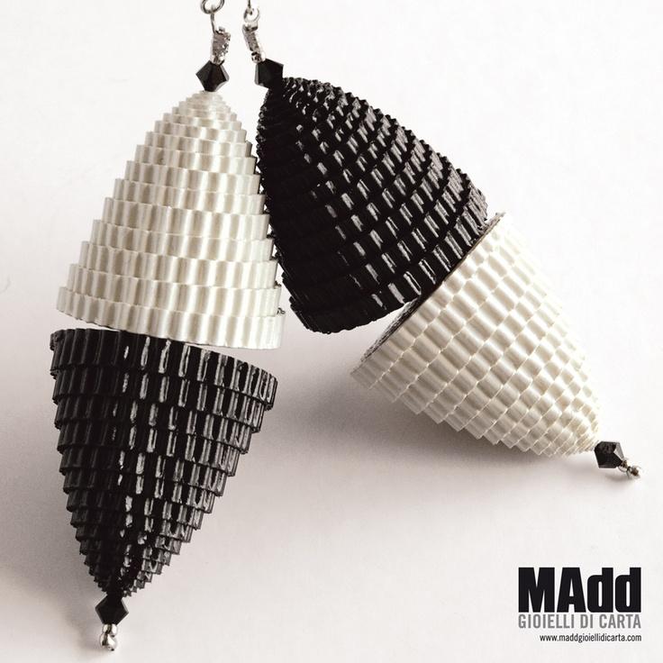 Marta Costantino - MAdd Gioielli di carta / MAdd Paper jewels