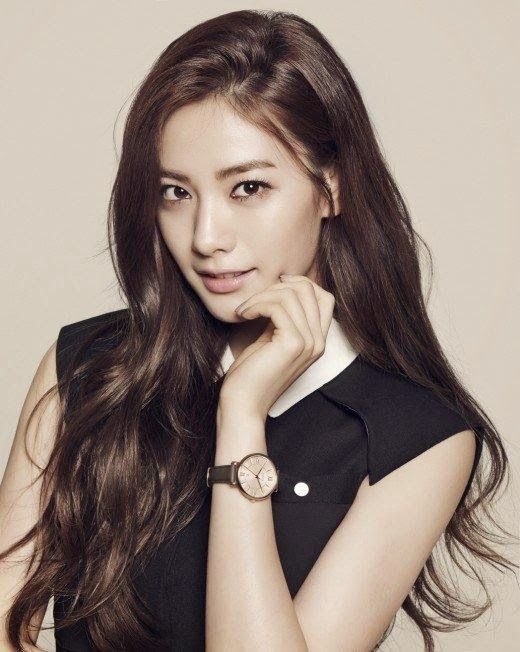 Nana for Instyle Magazine November 2014 Issue