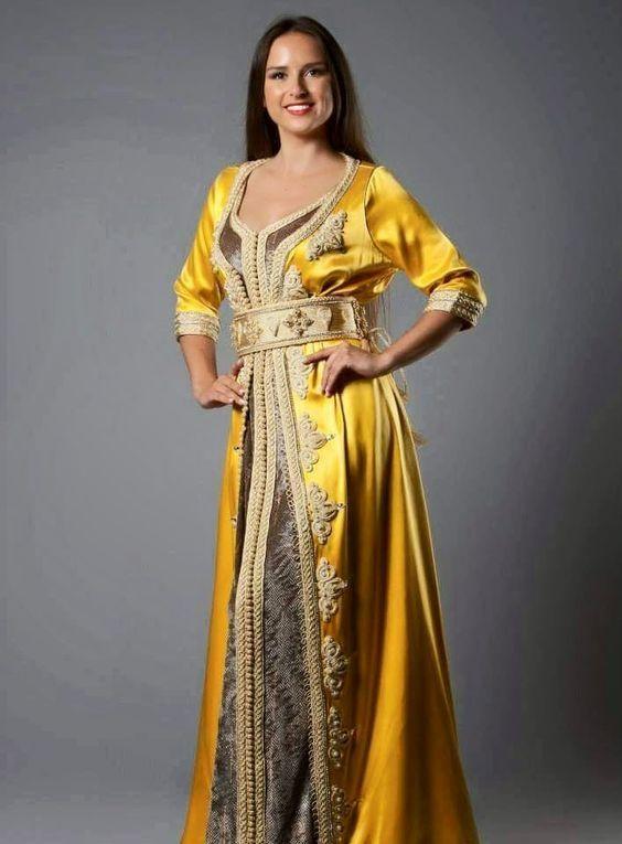 Caftan Haute couture 2016 : Boutique Vente Caftan Marocain: Caftan Marocain 2015 - Différents Nouveaux Styles