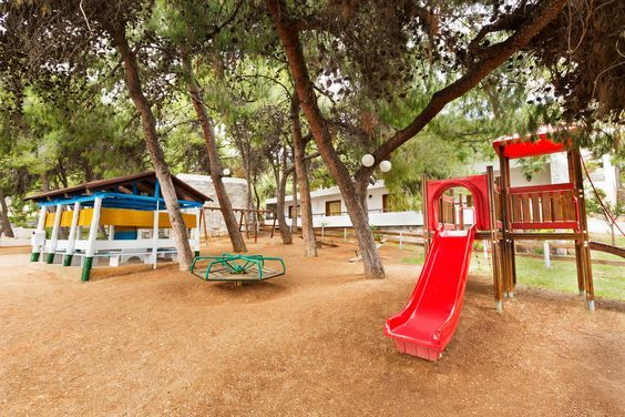 We will make sure our young guests are happy so you can enjoy the perfect holiday!  #family #familyfirst #playground #loutraki #ramadaloutrakiposeidonresort