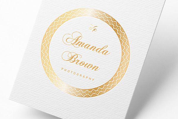 Elegant Gold Logo