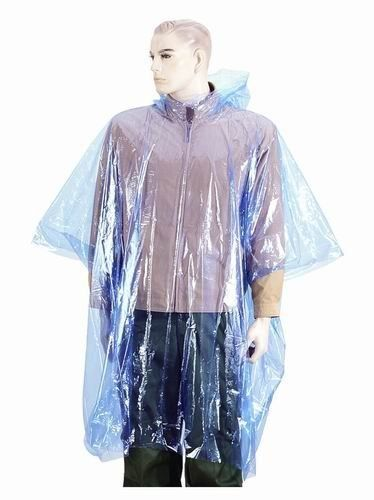 Fine commodities Disposable Poncho One Size Fit All with Hood 5 Per Pack Assorted Color * You can find out more details at the link of the image.
