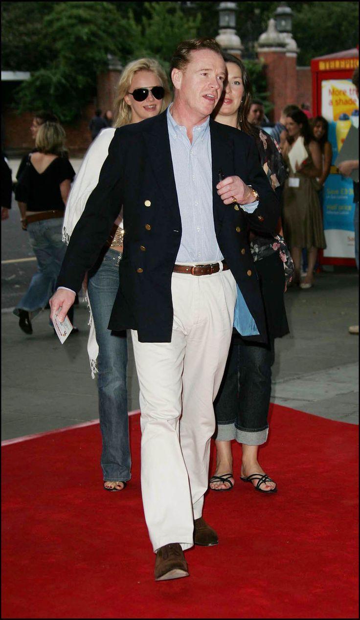 James Hewitt, l'ancien amant de Lady Diana