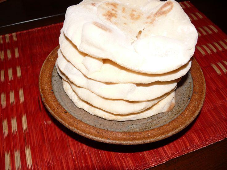 Homemade Pita Bread - Mayabugs's Recipes