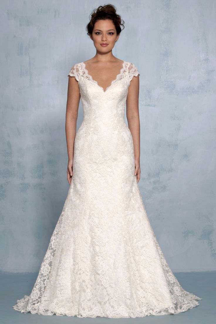 405 best Wedding Dresses (with sleeves!) images on Pinterest | Gown ...