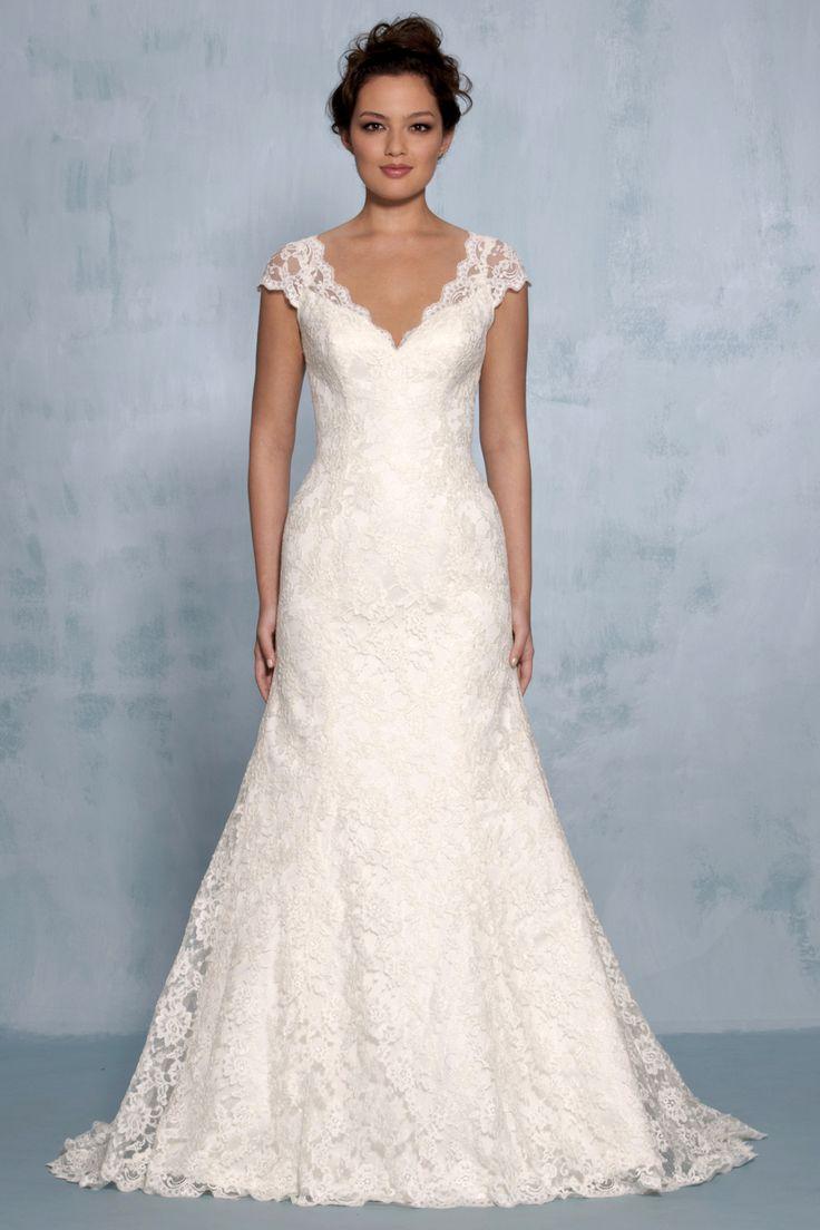 187 best Wedding Dresses images on Pinterest | Wedding inspiration ...