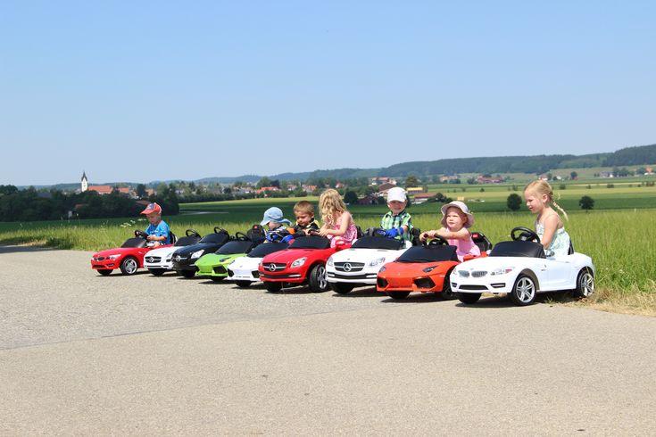 Jamara Ride On Cars, mehr Spaß für die Kleinen im Sommer geht nicht! #JustPlay