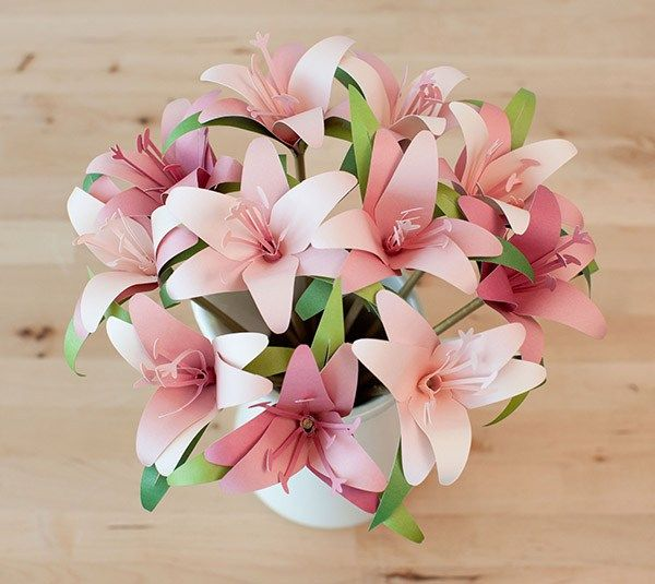 98 best paper flowers images on pinterest | flowers, paper and