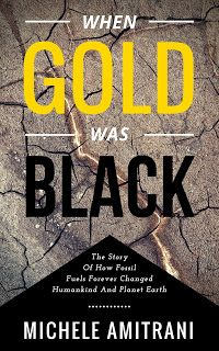 Book Bird Reviews: Review: When Gold was Black by Michele Amitrani