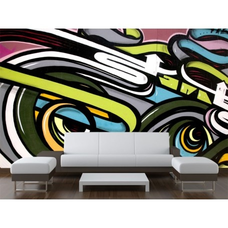 Abstract Wall Murals From EazyWallz Will Turn Your Walls Into A Piece Of  Art. Shop Thousands Of Peel U0026 Stick Wall Murals And Photo Wallpaper For  Your Home.