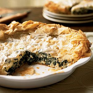 Savory Pie Recipes - Cooking Light 14 Recipes