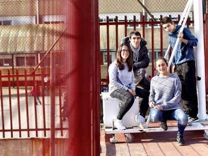 EDUCACION PARA LA SOLIDARIDAD: Así logra un instituto atajar el acoso escolar