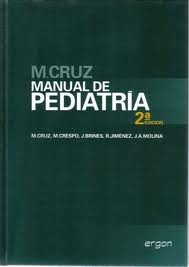 Manual de pediatría / Cruz Hernández, M.