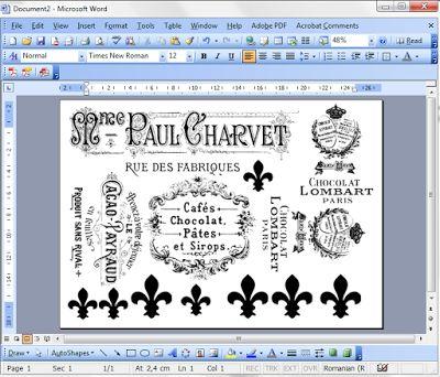 Сообщение для графики Fairy DIY - французские зерна мешок вдохновлен жестяные коробки - Учебник банки французские | Мечты завод