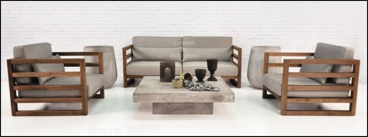 Sleek sofa Set Designs